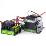 Mamba Max Pro SCT Extreme 1:10 Scale Combo with Neu-Castle 1410-3800Kv (5mm shaft version)