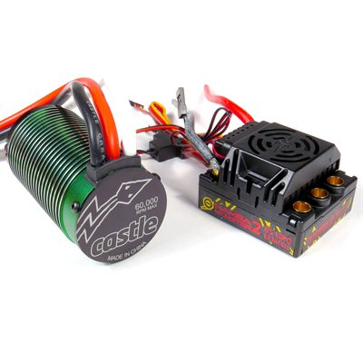 Mamba Monster 2 Extreme 1:8 Combo with Neu-Castle 1512-2650Kv Motor *Discontinued*