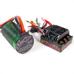 Mamba Monster 2 Extreme 1:8 Combo with Neu-Castle 1512-2650Kv Motor