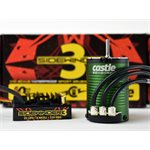 SIDEWINDER 3 WATERPROOF 1:10TH 12V ESC 1406-6900 SENSORED COMBO