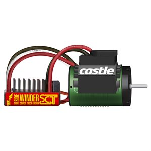 Sidewinder SCT 1:10th Combo with Neu-Castle 1410-3800Kv Motor (3.2mm Shaft)