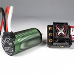 Mamba Monster X Extreme 1:8 Scale Combo with Neu-Castle 1515-2200Kv Motor *new version available*