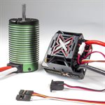 Mamba Monster X Extreme 1:8 Scale Combo with Neu-Castle 1512-2650KV Motor *new version available*