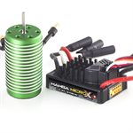 Mamba Micro X Extreme 1:18 Scale Combo with 0808-8200Kv Motor