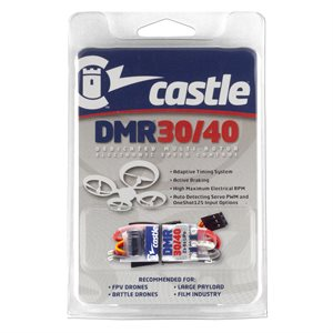 DMR 30 / 40 Dedicated Multi-Rotor ESC Single Pack