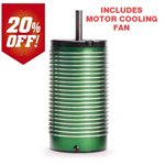 1515-2200KV SENSORLESS MOTOR WITH COOLING FAN