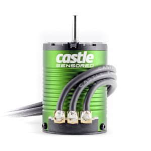 Castle 1406 Sensored Motor - 6900Kv *Out of Stock*