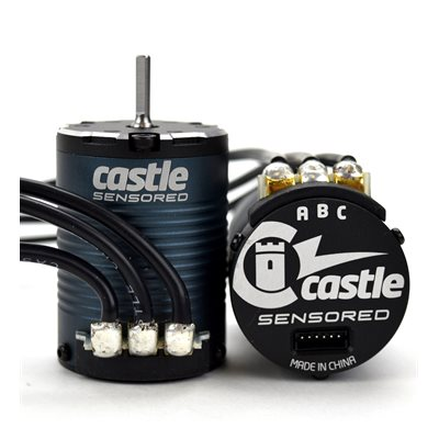 SENSORED 1406-2850KV FOUR-POLE BRUSHLESS MOTOR