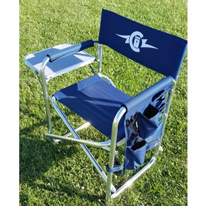 Castle Premium Folding Sports Chair
