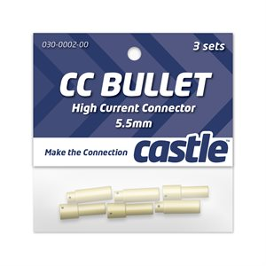 CC Bullets - 5.5mm