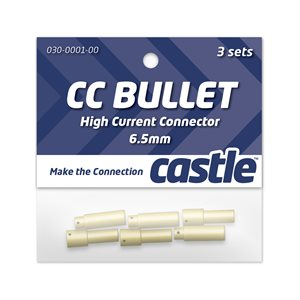 CC Bullets - 6.5mm