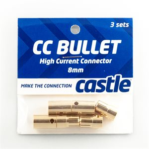 CC Bullets - 8.0mm