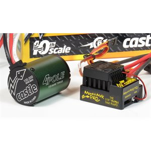 Mamba Max Pro Extreme 1:10 Scale Combo with Neu-Castle 1406-5700Kv Motor *discontinued*
