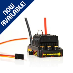 SIDEWINDER 8TH ESC, 25.2V ESC, 8A PEAK BEC, WP