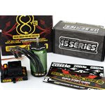 Sidewinder 8th Sport 1:8th Scale Combo with 1515-2200Kv Sensored Motor