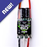 TALON 60 , 6S  /  25.2V, 60 AMP ESC WITH 20 AMP BEC
