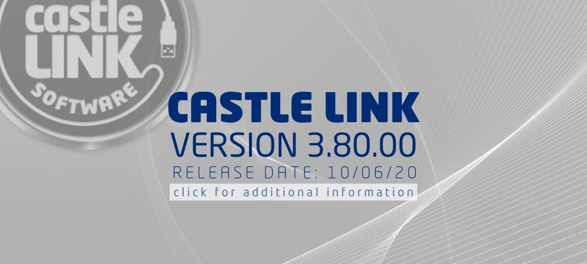 Castle Link Software Update