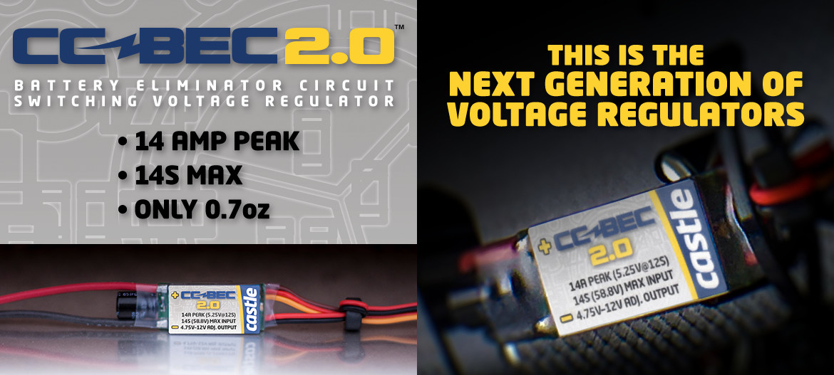 CC BEC 2.0 Voltage Regulator